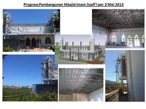 masjid imam syafi'i per 3 mei 2013